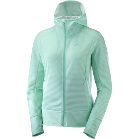 Salomon Right Nice Midlayer Women turquoise
